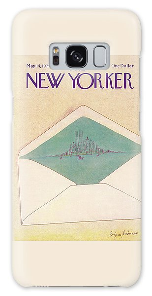 New Yorker May 14th, 1979 Galaxy Case