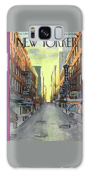 New Yorker May 1st, 1948 Galaxy Case