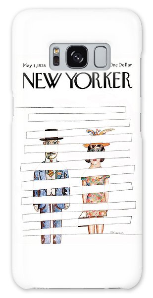 New Yorker May 1st, 1978 Galaxy S8 Case