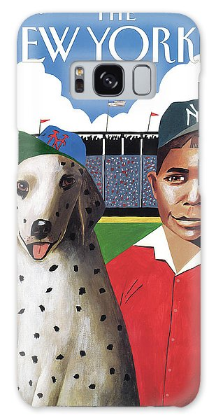 New Yorker May 1st, 1995 Galaxy S8 Case