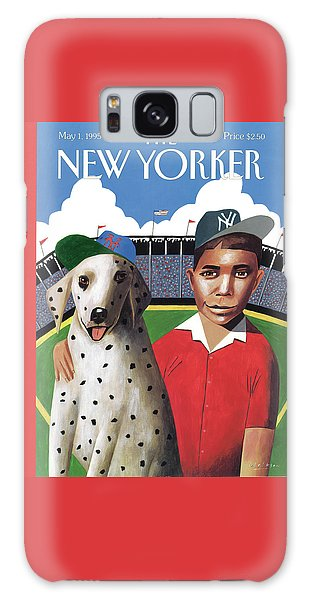 New Yorker May 1st, 1995 Galaxy Case
