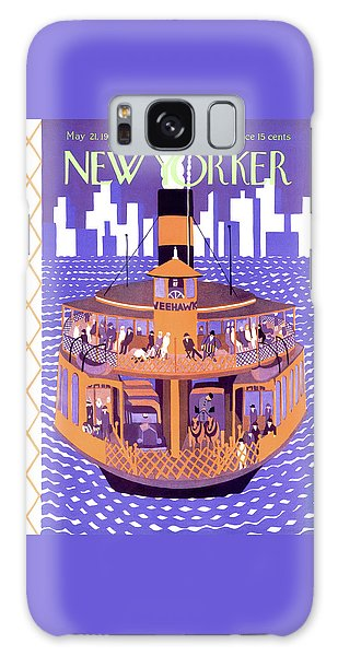 New Yorker May 21st, 1927 Galaxy Case