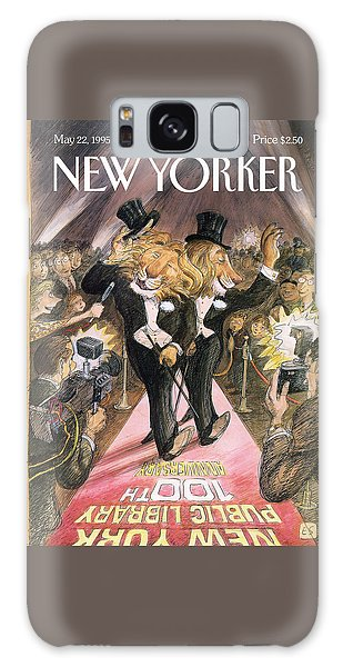 New Yorker May 22nd, 1995 Galaxy Case