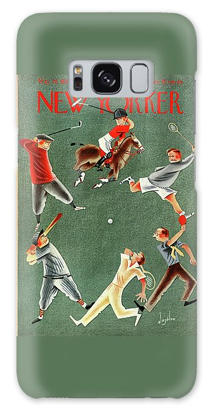 New Yorker May 25th, 1935 Galaxy Case