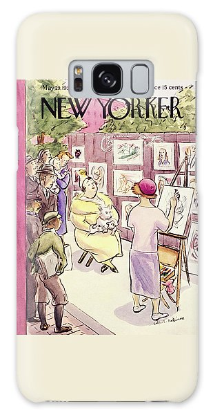 New Yorker May 29 1937 Galaxy Case