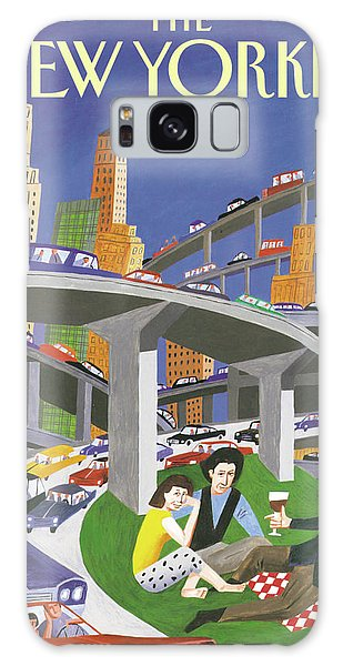 New Yorker May 29th, 1995 Galaxy Case
