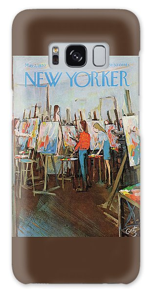 New Yorker May 2nd, 1970 Galaxy Case