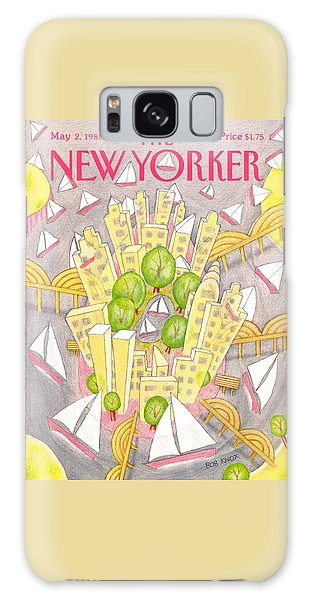 New Yorker May 2nd, 1988 Galaxy Case