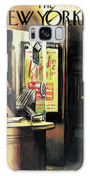 New Yorker May 6th, 1961 Galaxy Case