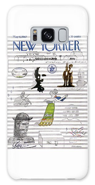 New Yorker May 6th, 1967 Galaxy Case