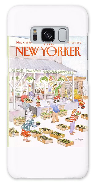 New Yorker May 6th, 1985 Galaxy Case