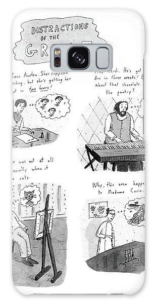 New Yorker November 10th, 1986 Galaxy Case