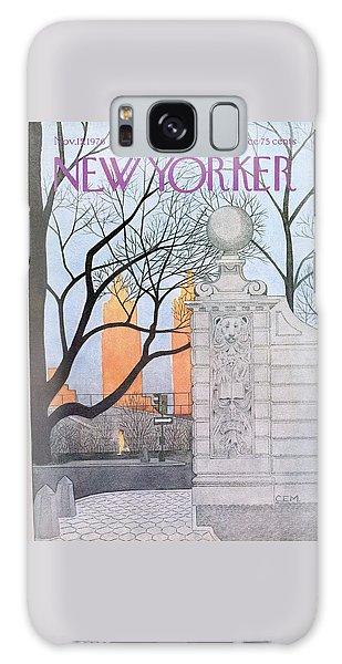 New Yorker November 15th, 1976 Galaxy Case