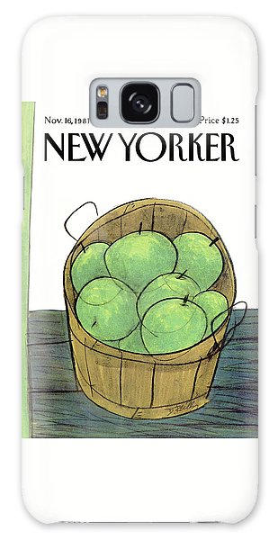 New Yorker November 16th, 1981 Galaxy Case