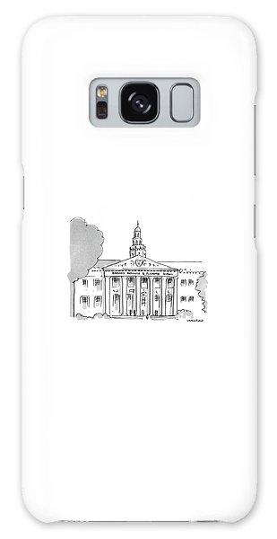 New Yorker November 16th, 1987 Galaxy Case