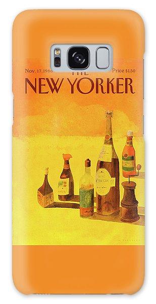 New Yorker November 17th, 1986 Galaxy S8 Case