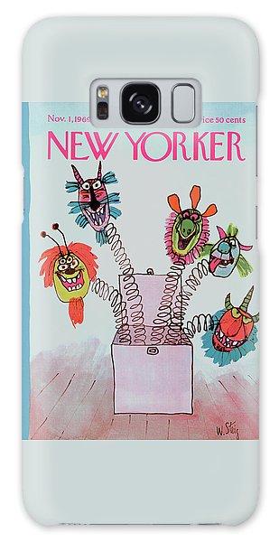 New Yorker November 1st, 1969 Galaxy Case