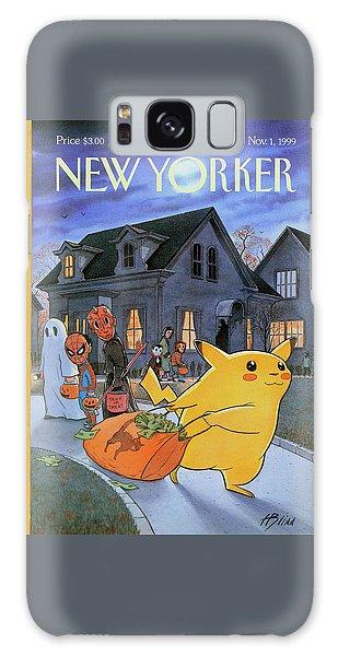 New Yorker November 1st, 1999 Galaxy Case