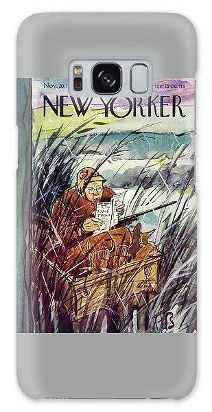 New Yorker November 20 1937 Galaxy Case