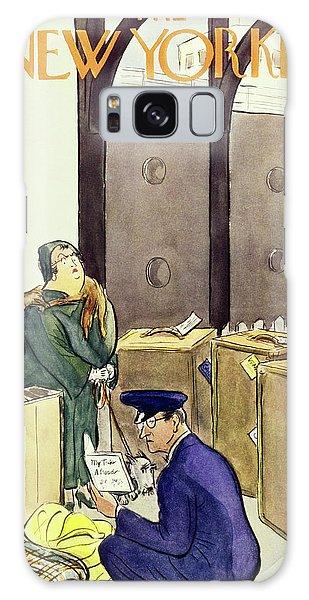 New Yorker November 21 1931 Galaxy Case