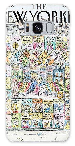 New Yorker November 22nd, 1999 Galaxy Case