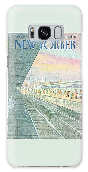 New Yorker November 24th, 1980 Galaxy Case