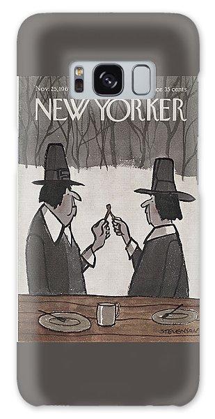 New Yorker November 25th, 1967 Galaxy Case