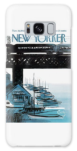 New Yorker November 30th, 1963 Galaxy Case