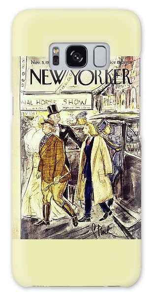 New Yorker November 5 1938 Galaxy Case