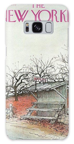 New Yorker November 6th, 1978 Galaxy S8 Case