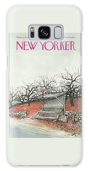 New Yorker November 6th, 1978 Galaxy Case