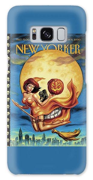 New Yorker November 6th, 2000 Galaxy Case