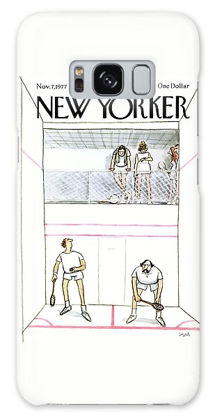 New Yorker November 7th, 1977 Galaxy Case