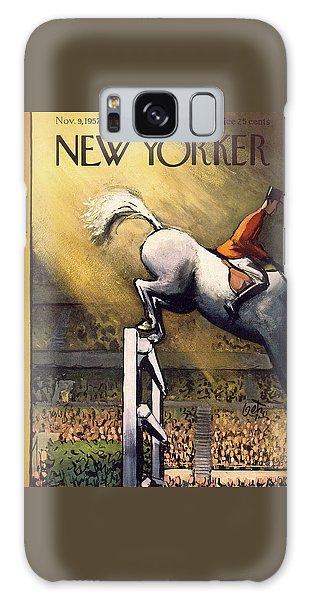 New Yorker November 9th, 1957 Galaxy Case
