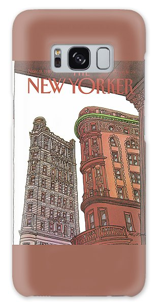 New Yorker November 9th, 1981 Galaxy Case