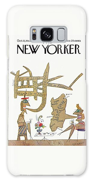 New Yorker October 12th, 1963 Galaxy Case