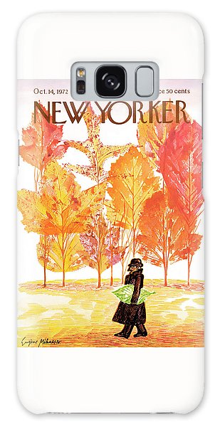 New Yorker October 14th, 1972 Galaxy Case