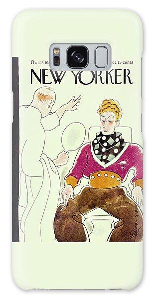 New Yorker October 15 1938 Galaxy Case