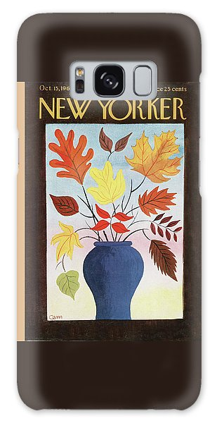 New Yorker October 15th, 1960 Galaxy Case