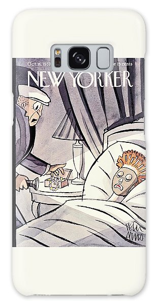 New Yorker October 16th 1937 Galaxy Case