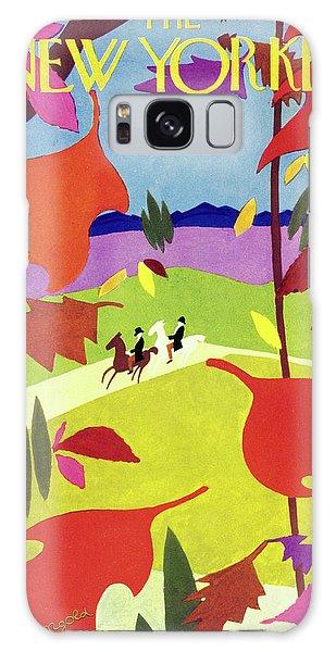 Central America Galaxy Case - New Yorker October 17 1931 by Arthur K. Kronengold