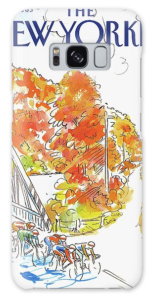 New Yorker October 17th, 1983 Galaxy Case