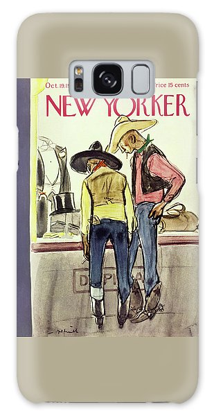 New Yorker October 19 1935 Galaxy Case