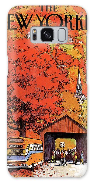 New Yorker October 19th, 1981 Galaxy Case