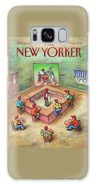 New Yorker October 19th, 1987 Galaxy Case