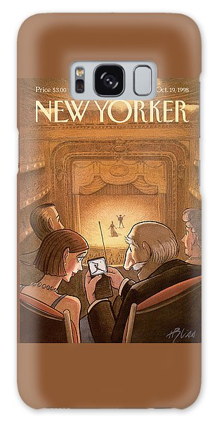New Yorker October 19th, 1998 Galaxy Case