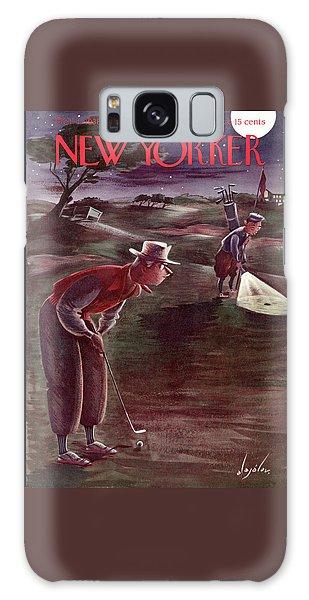 New Yorker October 1st, 1938 Galaxy Case