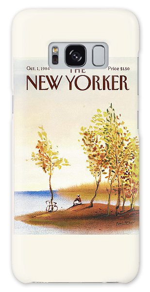New Yorker October 1st, 1984 Galaxy Case