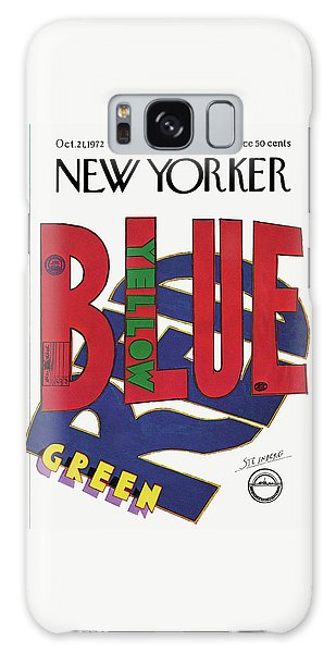 New Yorker October 21st, 1972 Galaxy Case
