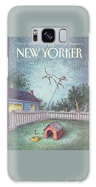 Leash Galaxy Case - New Yorker October 21st, 1991 by John O'Brien